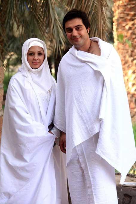 ازدواج یک طرفدار با یك سوپراستار (عکس)