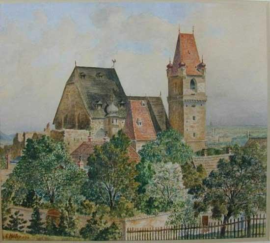 نقاشی های بینظیر آدولف هیتلر (عکس)