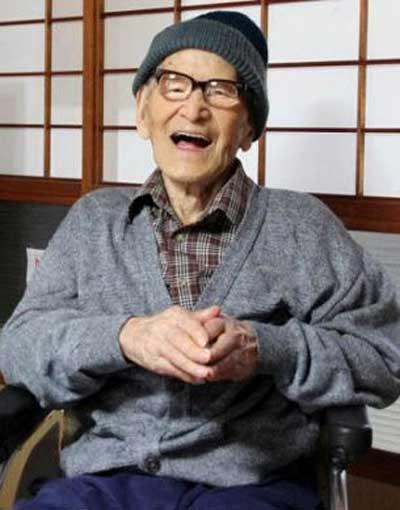 مردی که مدعی می کند که پیرترین فرد زنده جهان است