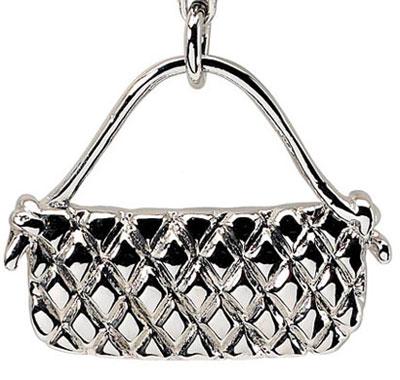 جواهراتی از نوع کیف و لباس (عکس)