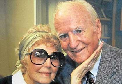 زوج بینظیری که 75 سال عاشقانه در کنار هم ماندند (عکس)