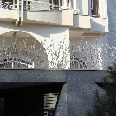 مدرن ترین حفاظ های  دیوار با طرح های جالب و متفاوت (عکس)