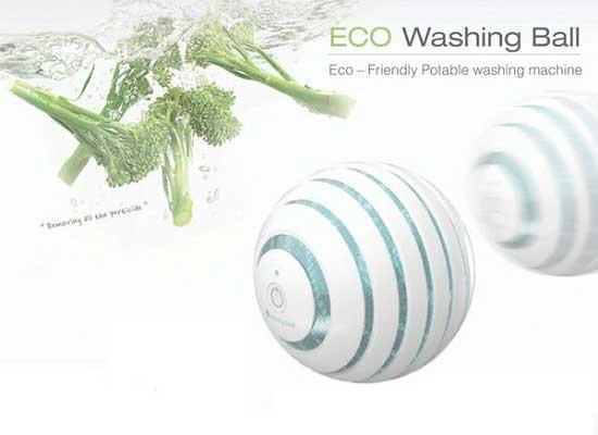 شست و شوی ظرف ها را به این توپ بسپارید (عکس)