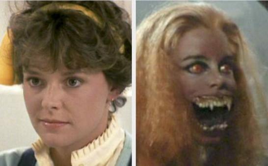 زشت ترین و ترسناک ترین آرایش زنانه (عکس)