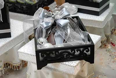 تصاویری از تزئین شیک خرید عروس