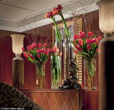 رونمایی تصاویری از گران ترین هتل موجود در دنیا