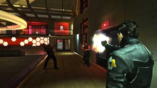 عکس هایی از بازی مهیج syndicate