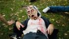 بیماری که فرد احساس می کند جسد متحرک است (عکس)