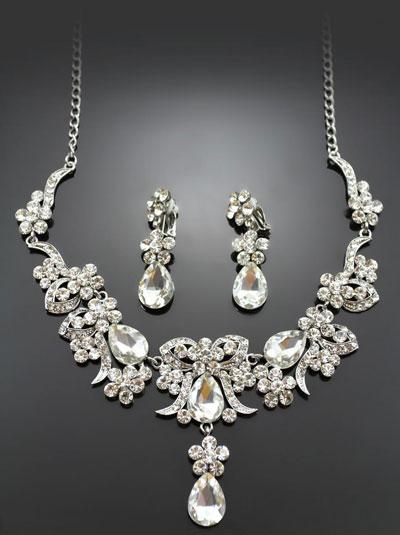 ویژه ترین و خوش تراش ترین سرویس طلا و جواهر (عکس)