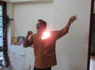 برادر بابا برقی (عکس)