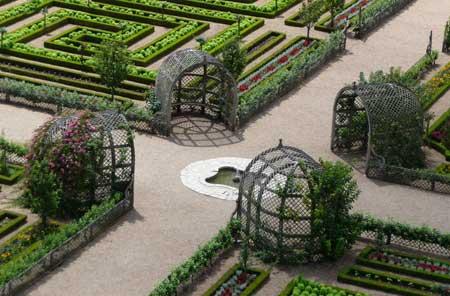 باغی که با دیدن آن دهانتان باز می ماند (عکس)
