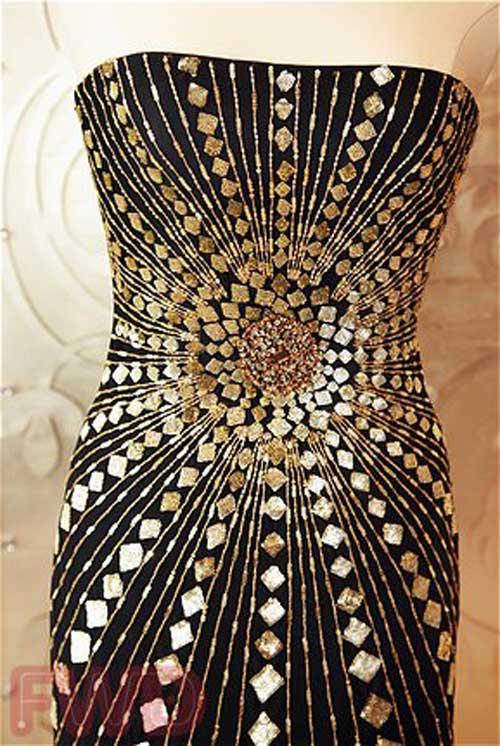 مدل لباس های ویژه مجالس زنانه (عکس)
