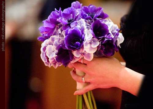 دسته گل های شگفت انگیز مخصوص نو عروسان (عکس)