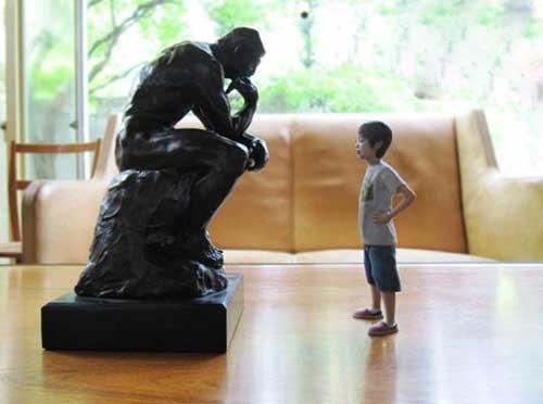 عکس بدهید مجسمه تحویل بگیرید !