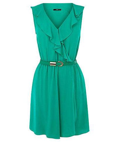 لباس های منتخب 2013 با ترکیب رنگ سبز