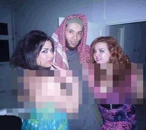 زنان فریب خورده فرمان جهاد جنسی (عکس)