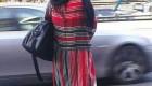 مدل مانتو دختر تهرانی که در سایت های اجتماعی غوغا به پا کرد