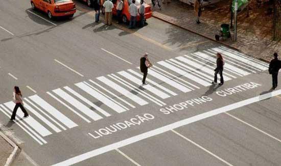 تبلیغات بسیار جالب و سرشار از خلاقیت (عکس)