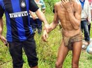 تارزان و پدرش بعد از 24 سال پیدا شدند (عکس)