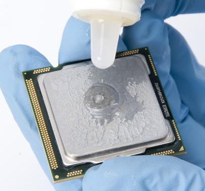 آموزش نصب صحیح CPU با کرم حرارتی