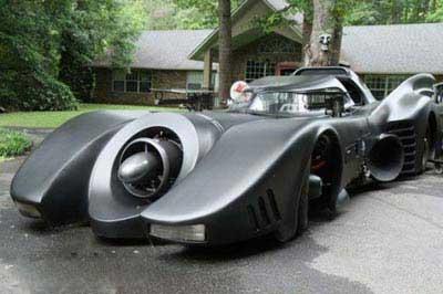 ساخت خودروهای خاص و معروف (عکس)