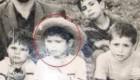 عکس لو رفته از کودکی علی دایی در کنار برادرانش