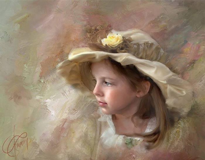 نقاشی های فوق العاده از Richard Ramsey