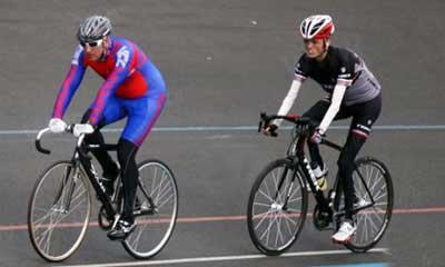 اسکلت دوچرخه سوار (عکس)