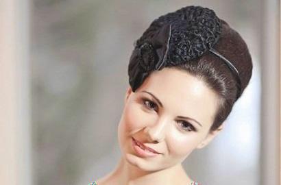 بهترین وشیک ترین مدل های شینیون مو 2013