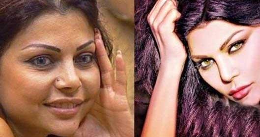 عکس های جنجالی بدون آرایش خواننده های عرب مشهور