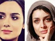 شباهت عجیب یک بازیگر ایرانی با حوا بازیگر فیلم شمیم عشق