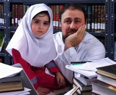 عکس منتشر شده از دختر سید حسن خمینی
