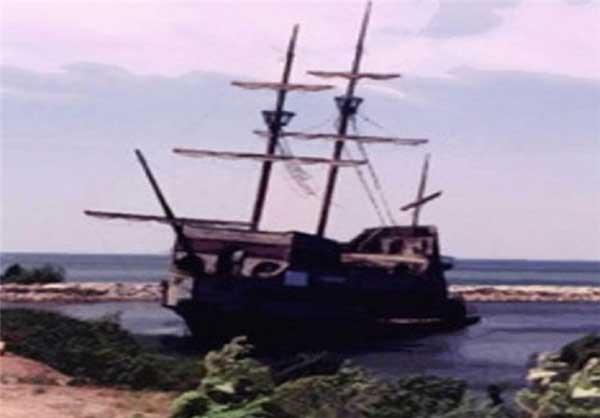 رونمایی کشتی های وحشتناک ارواح (عکس)