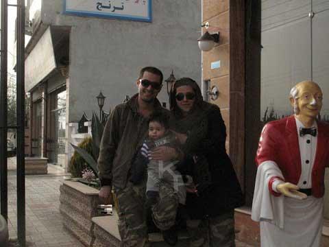 عکس دومین بچه شهاب حسینی