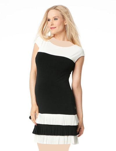 لباس بارداری زیبا و با سبکی جدید (عکس)