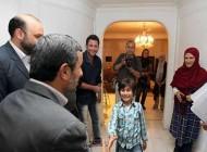 تصاویری از ارسلان بازیگر سریال مادرانه