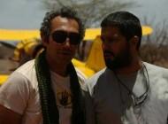 سقوط هواپیمای کارگردان از زبان حامد بهداد (عکس)