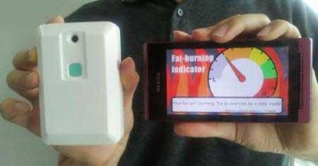 دستگاه چربی نشان (عکس)