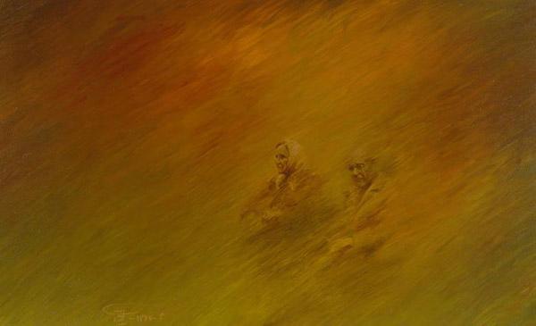 رونمایی آثار نفیس استاد مرتضی کاتوزیان (عکس)