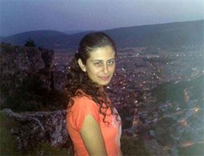 زنی که بعد از گرفتن عکس یادگاری از کوه سقوط کرد
