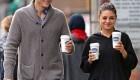 تصاویر پخش شده از میلا کونیس جذاب و نامزدش