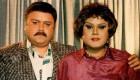 عکس جنجالی و لو رفته از آلبوم خانوادگی اکبر عبدی