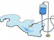 کاریکاتور نجات دریاچه ارومیه