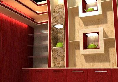 دکوراسیون داخلی مغازه (عکس)
