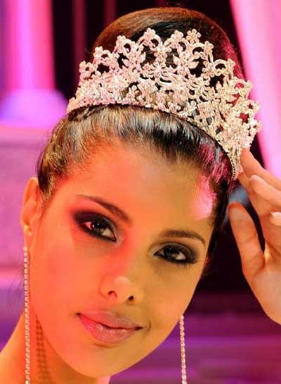 عکس منتخب از زیباترین دختر آفریقای جنوبی در 2013