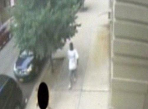 تجاوز بی شرمانه به زن حامله در خیابان (عکس)