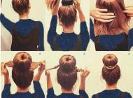 آموزش رایگان بستن موها