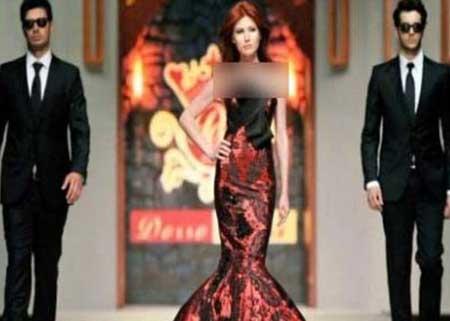 جاسوس زن در لباس مدلینگ و تبلیغات (عکس)