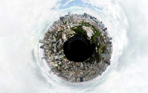 عکس حیرت انگیز که دومین عکس بزرگ دنیا شناخته شد