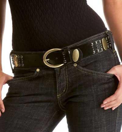 طراحی جدید از کمربند زنانه (عکس)